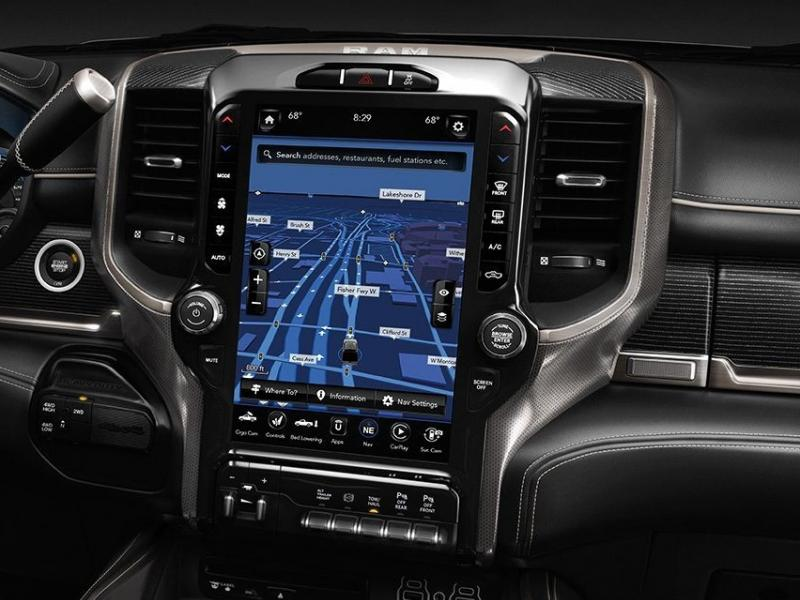 Uconnect Technology | Country Chrysler Dodge Jeep Ram
