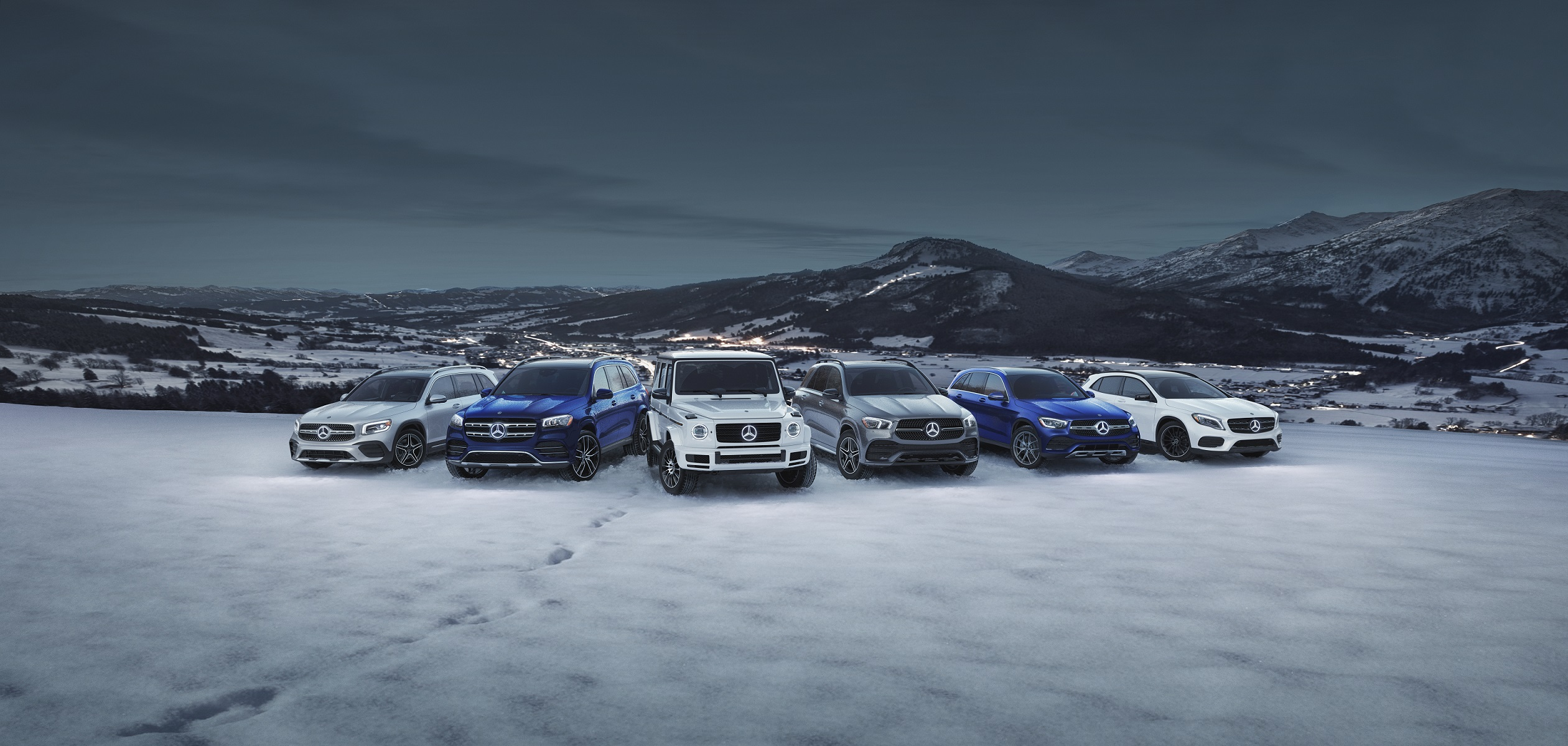 Best Winter Vehicles available in Rockville Centre, NY at Mercedes-Benz of Rockville Centre