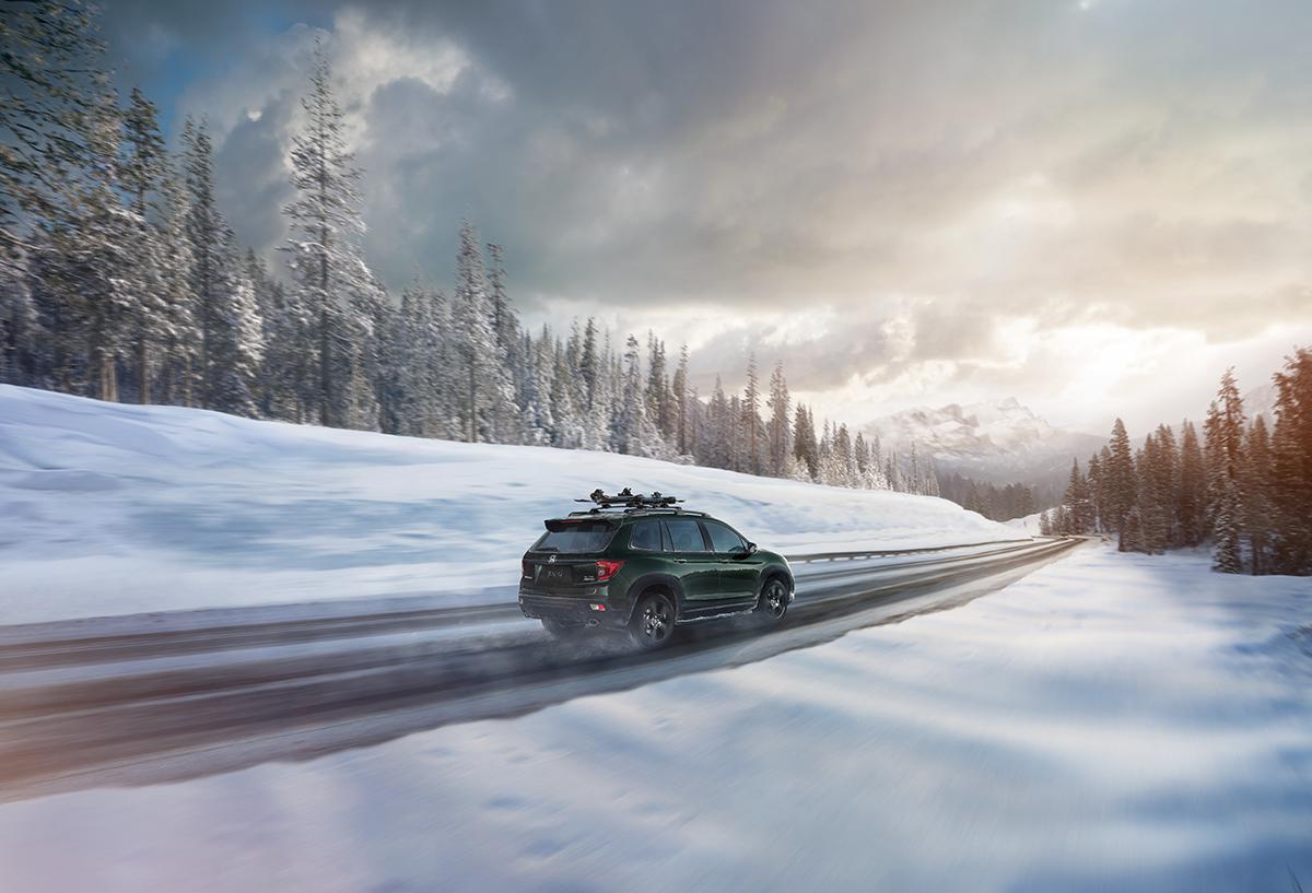 Winter vehicle available in Michigan City at Bosak Honda Michigan City