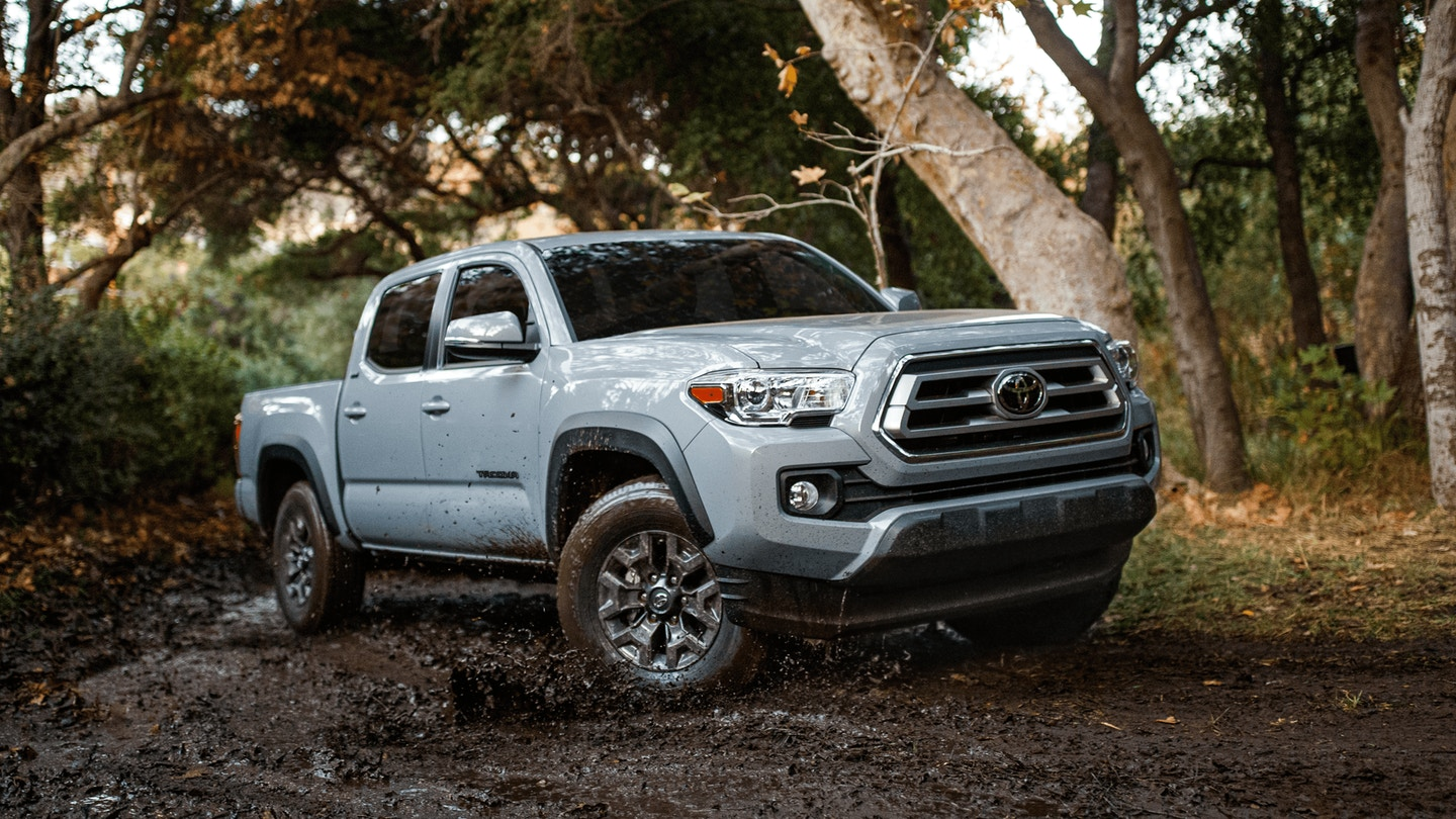 2021 Toyota Tacoma available near Chesterton, IN at Bosak Toyota