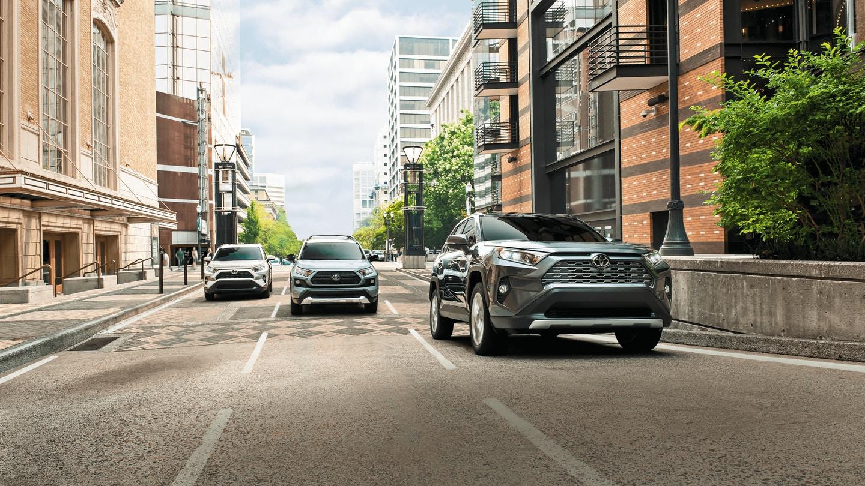 Hybrid Vehicles available near Chesterton, IN at Bosak Toyota