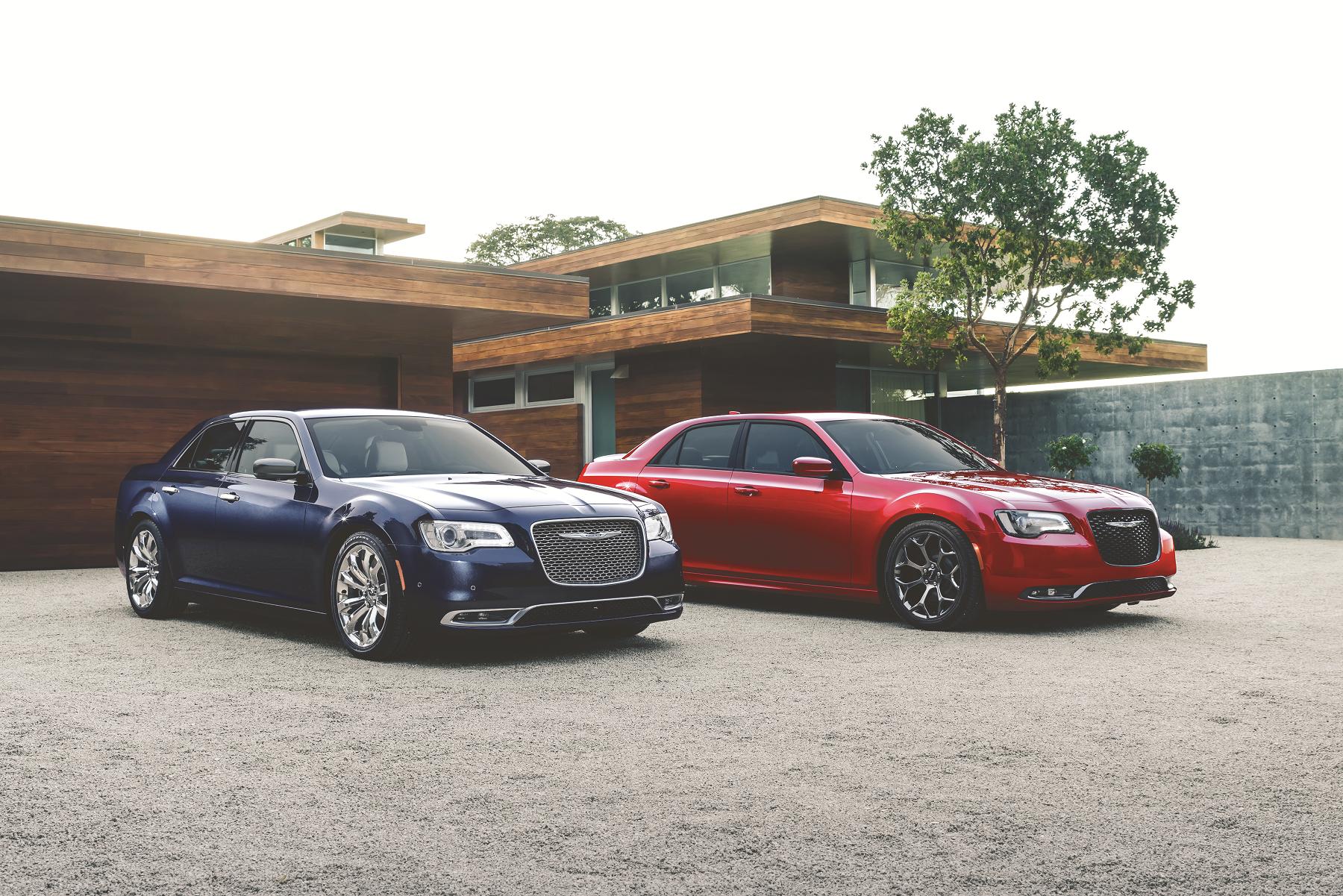 Find a used Chrysler model at your local Salem, OR Chrysler dealership.