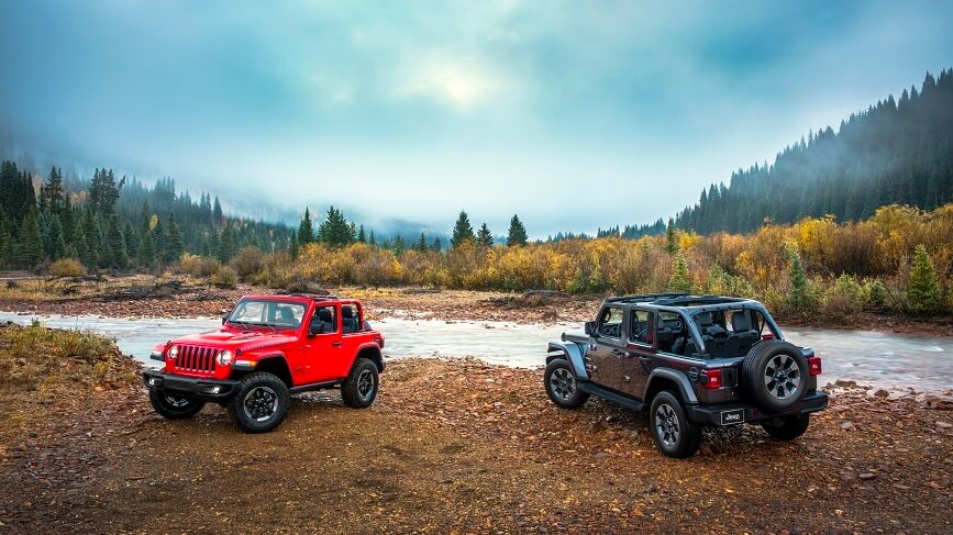 Used Jeeps available near Lynnwood, WA