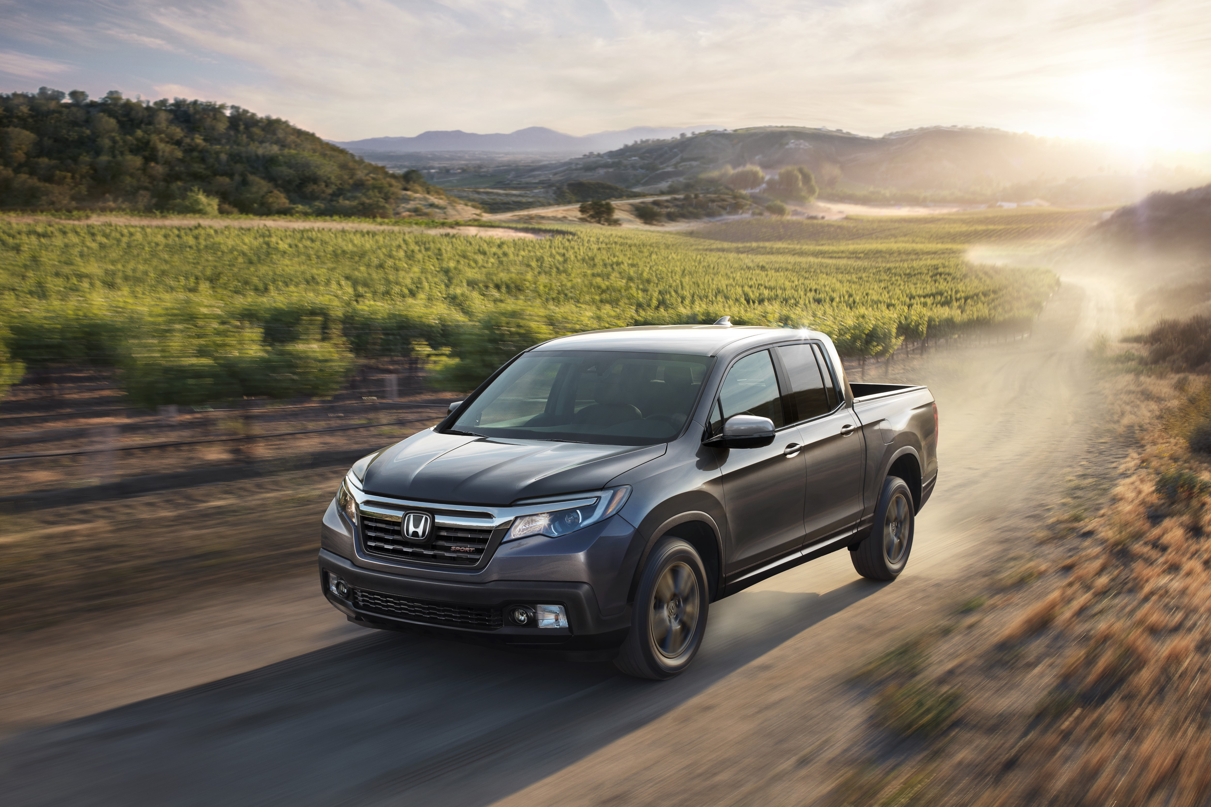 Used Honda Ridgeline available in Michigan City at