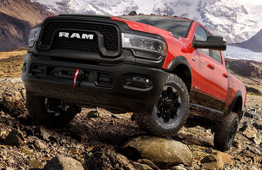 Rams available in Washington, NC at Washington CDJR FIAT (Washington, NC)