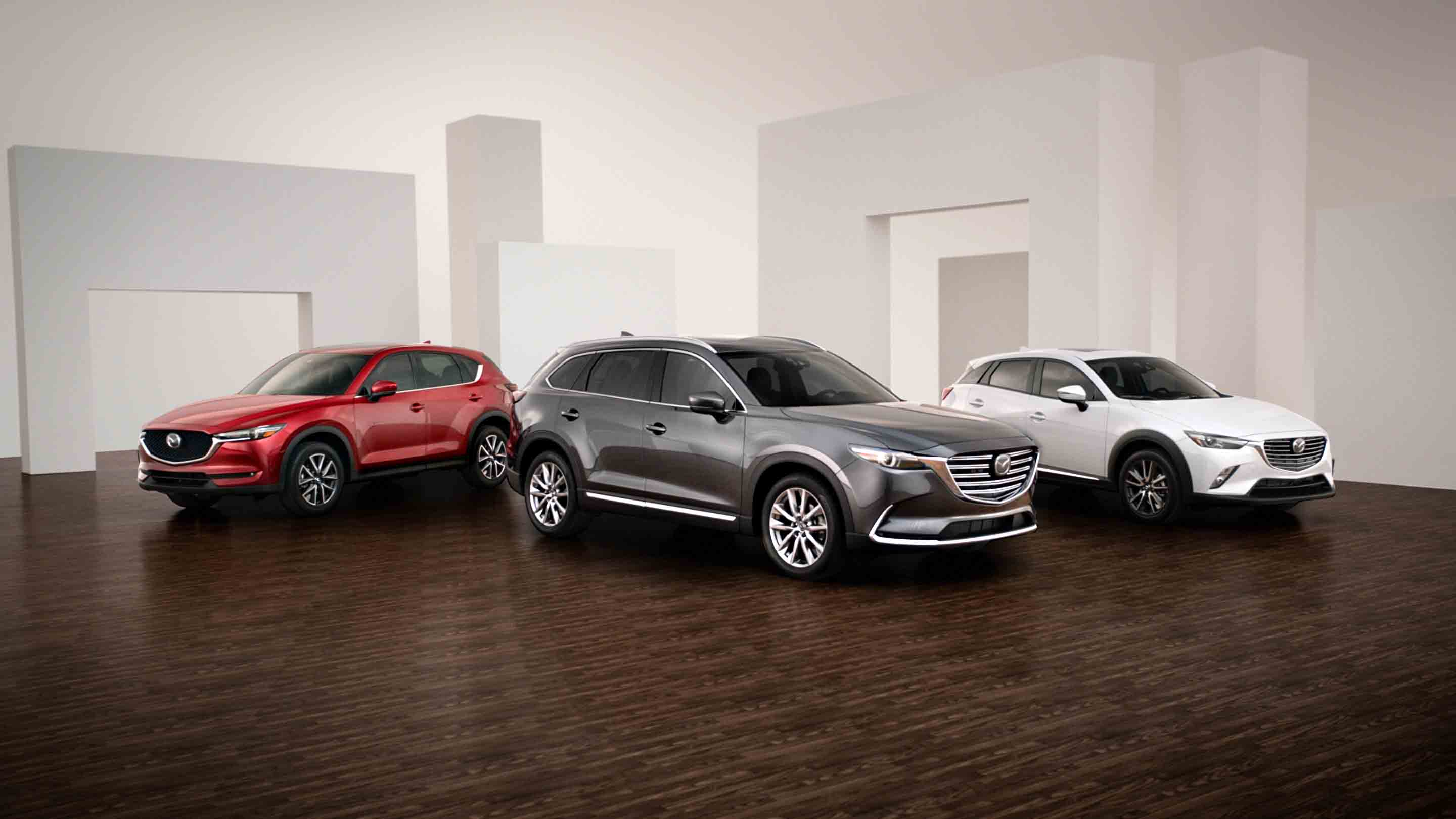 Mazda SUV available in Louisville, KY at Oxmoor Mazda