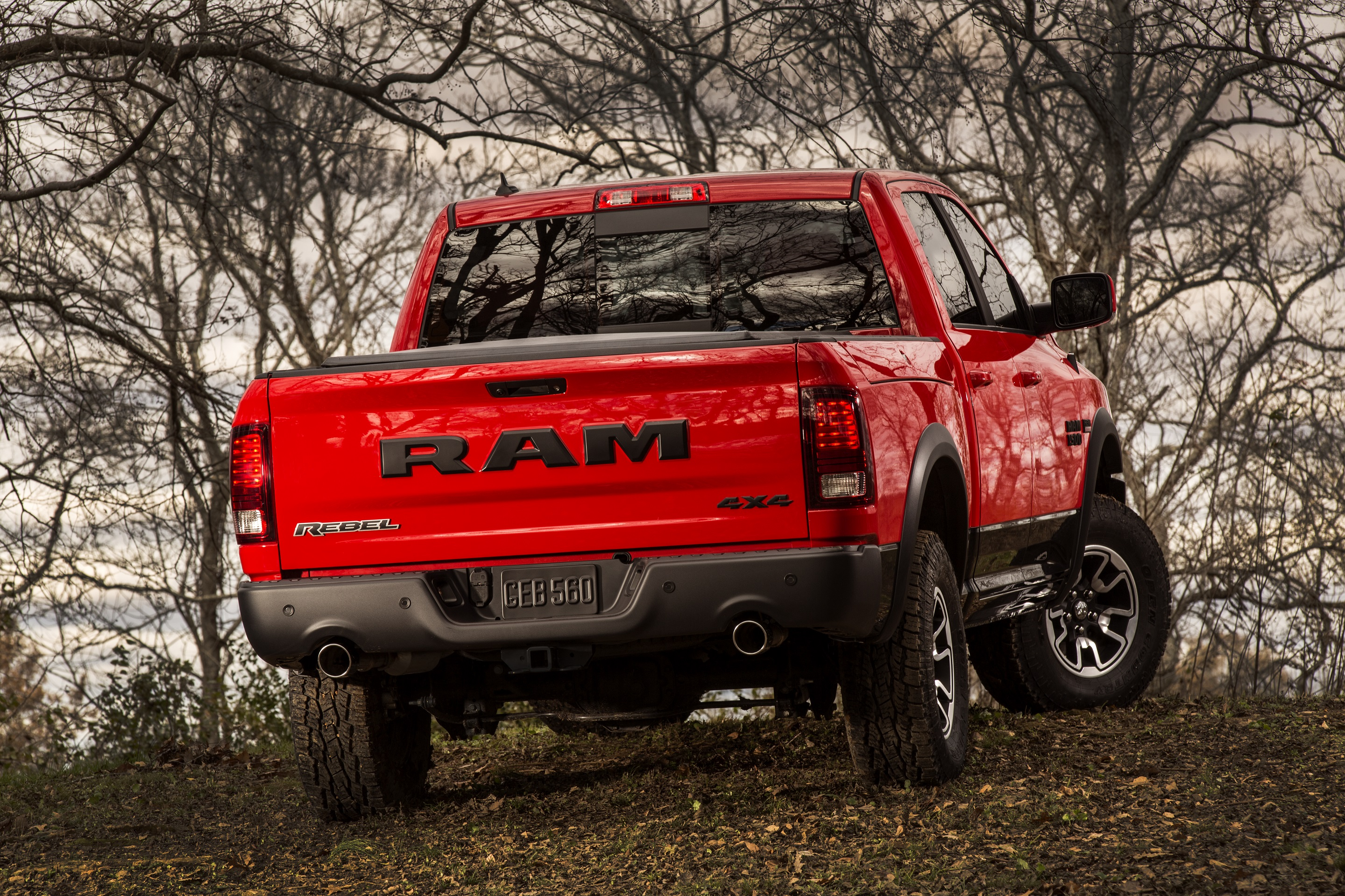 Ram Truck available in Virginia, MN at Waschke Family Chrysler Dodge Jeep Ram