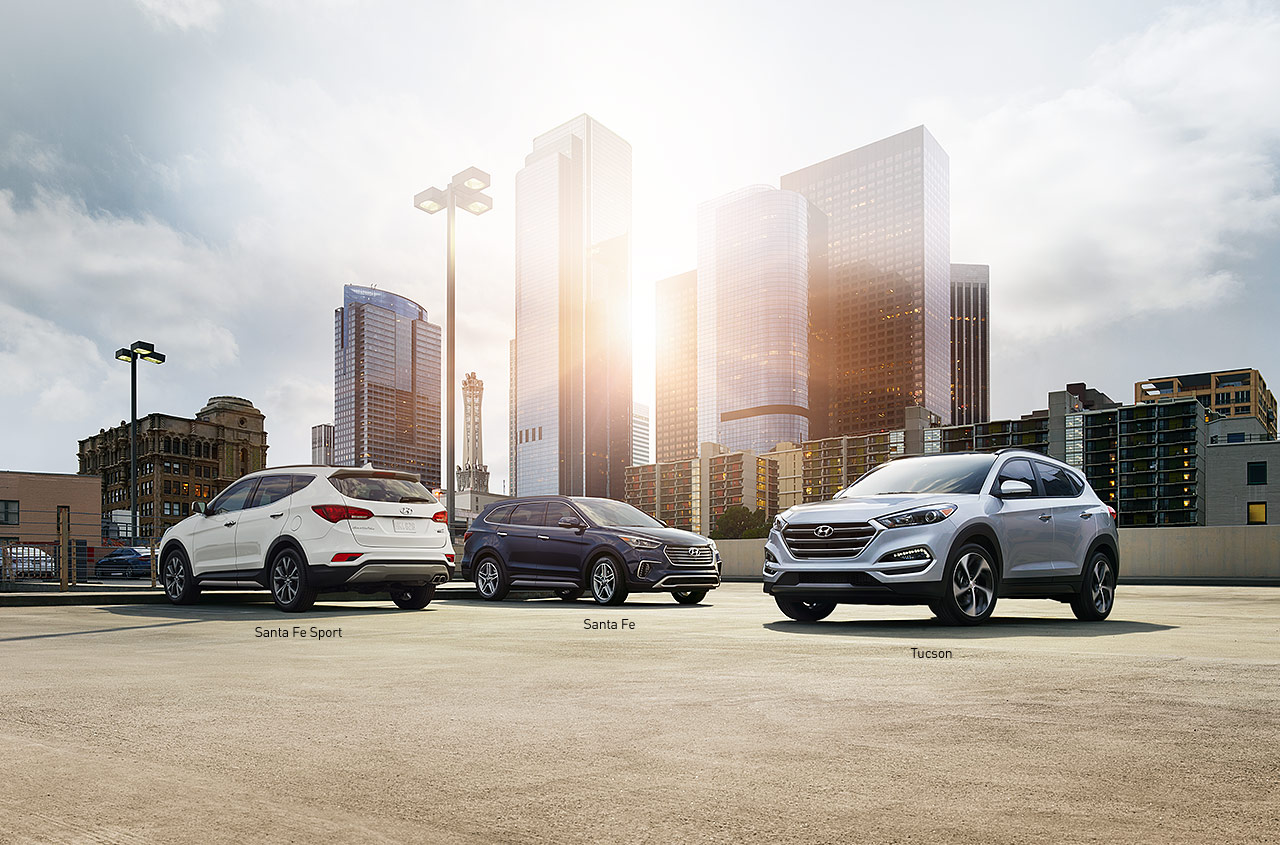 Hyundai SUV available in Perrysburg, OH at Taylor Hyundai of Perrysburg