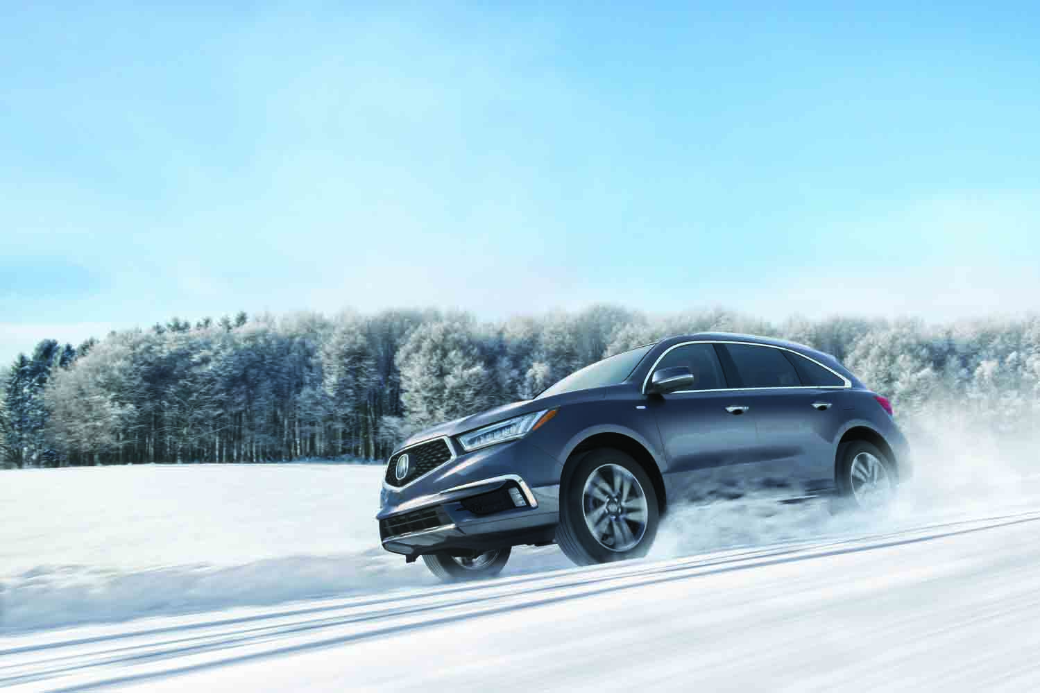 Luxury SUV or Crossover available in Seattle, WA at Acura of Bellevue