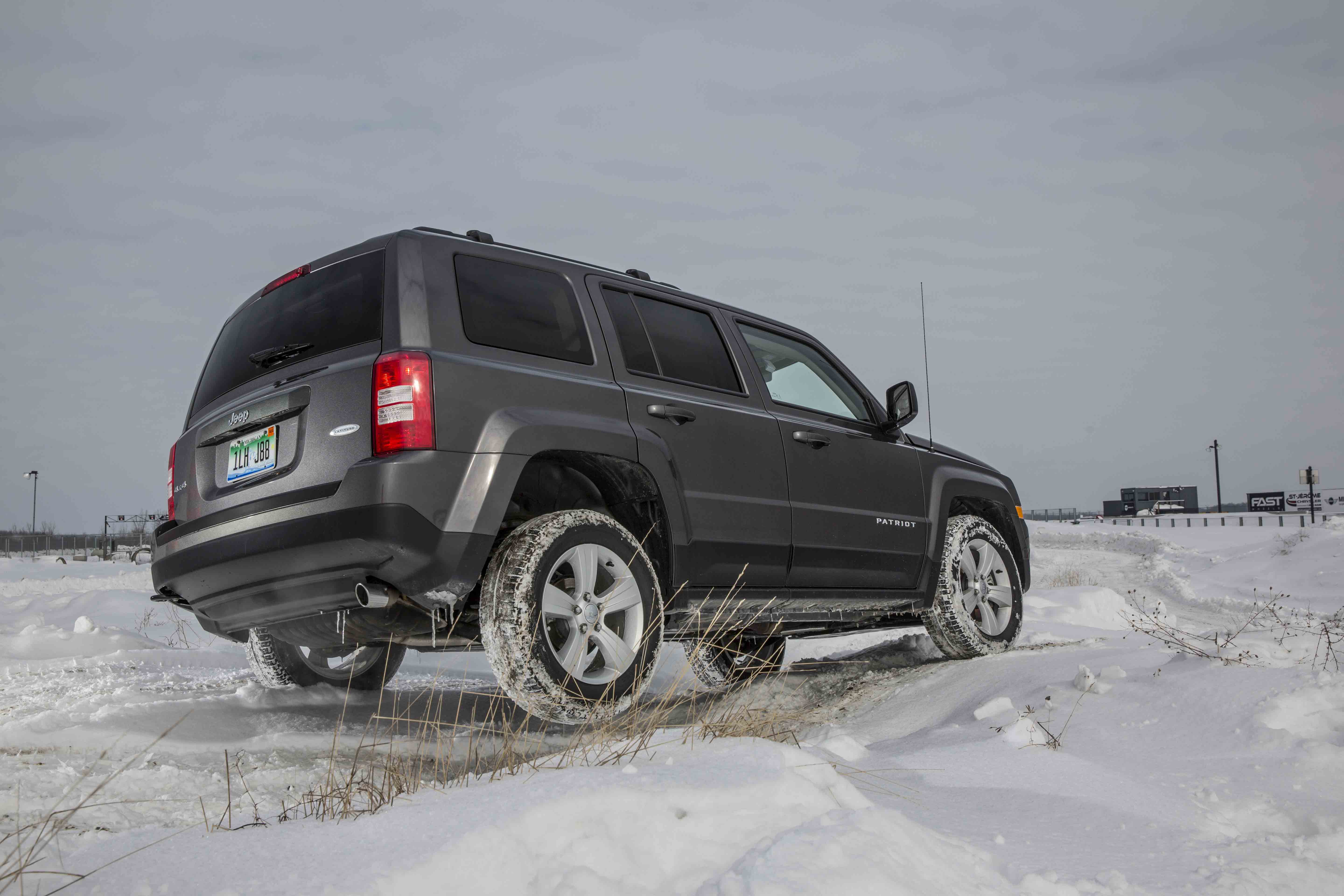 SUV for Winter Driving available in Sterling Heights, MI at Sterling Heights Dodge Chrysler Jeep Ram