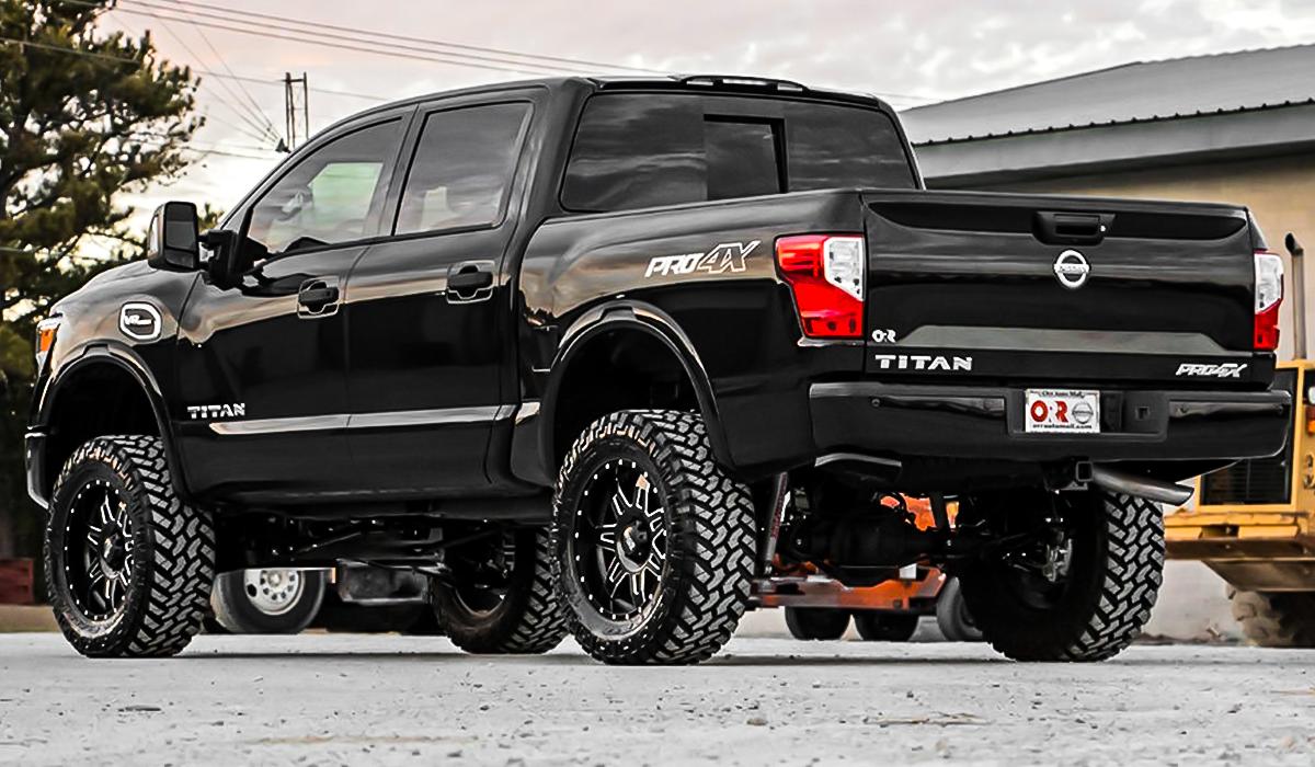 Nissan titan lift kits tynans nissan aurora aurora co nissan lift kit available in aurora co at tynans nissan of aurora solutioingenieria Images