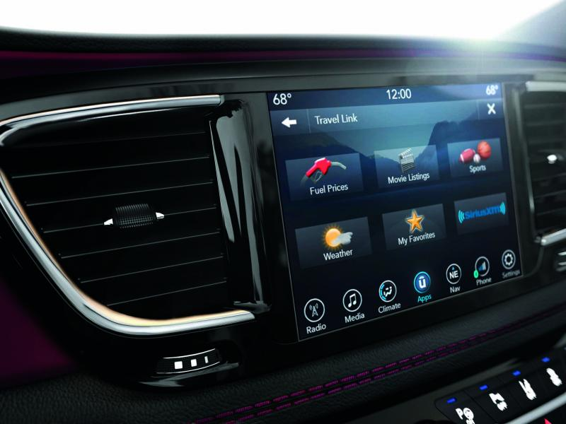 Uconnect Technology in Anchorage, AK   Anchorage Chrysler