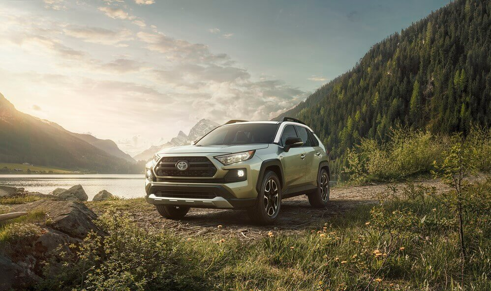 Toyota Truck or SUV available in Minot, ND at Minot Toyota