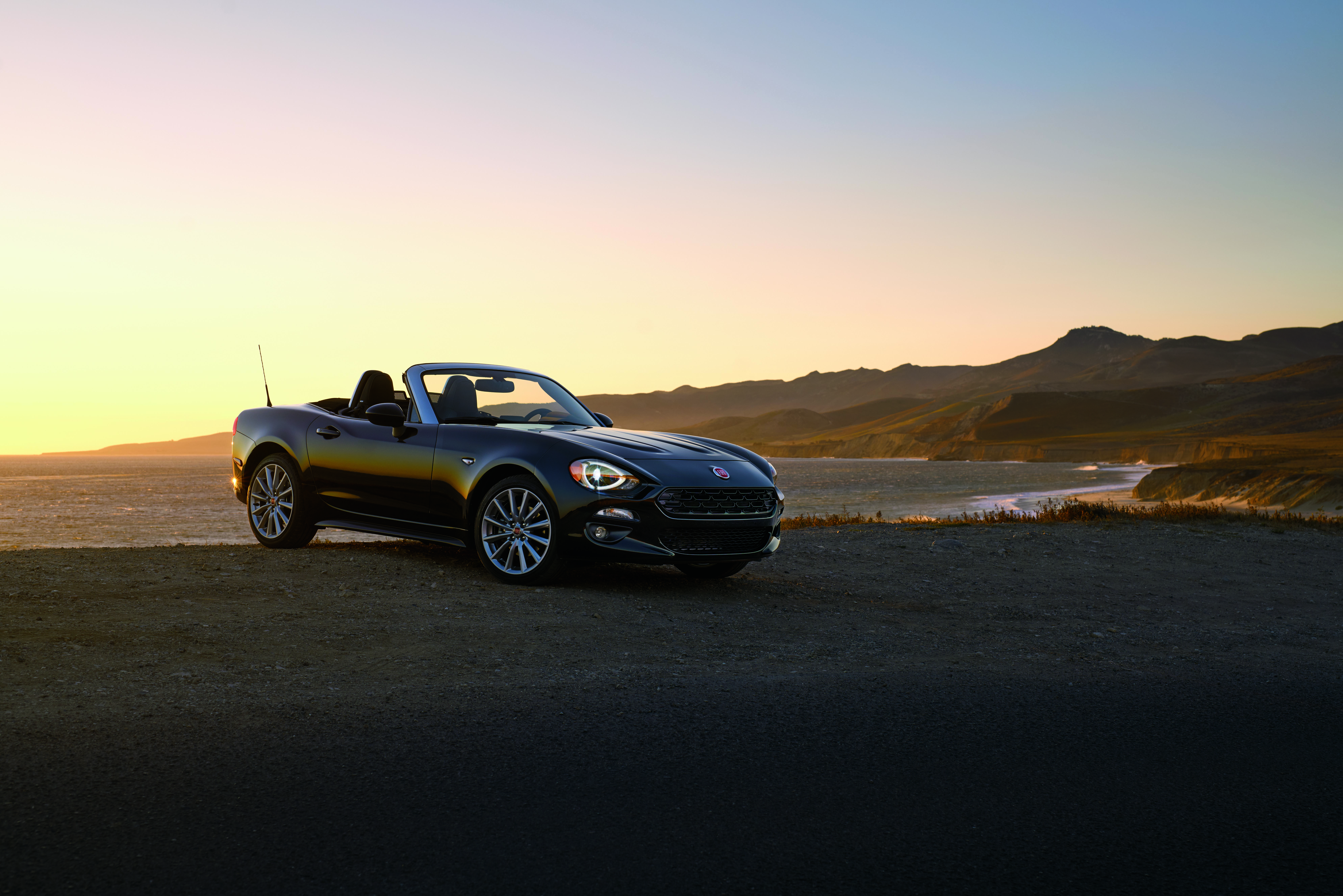 FIAT 124 Spider available in Weslaco, TX at Payne Fiat of the Rio Grande Valley