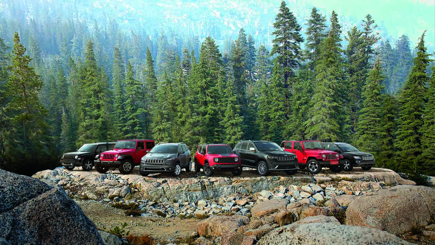 Jeep SUV available in Louisville, KY at Oxmoor Chrysler Jeep Dodge Ram