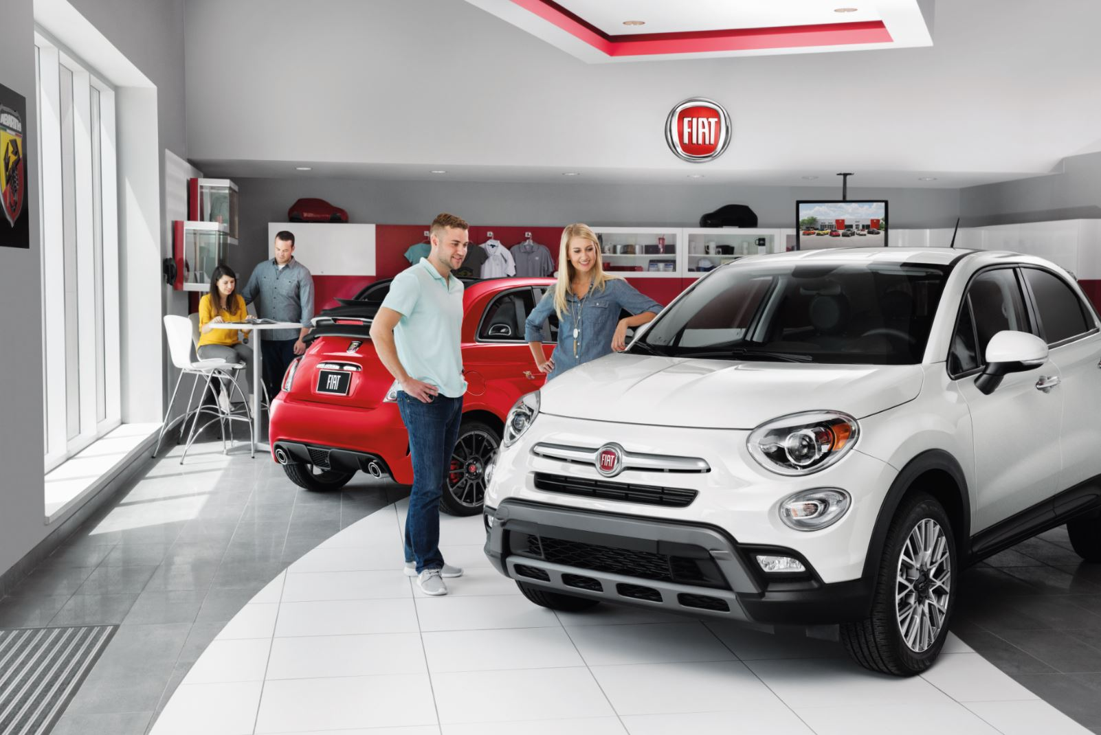 Used Car Dealership In Youngstown OH Bob Chuck Eddy FIAT - Where is the nearest fiat dealership