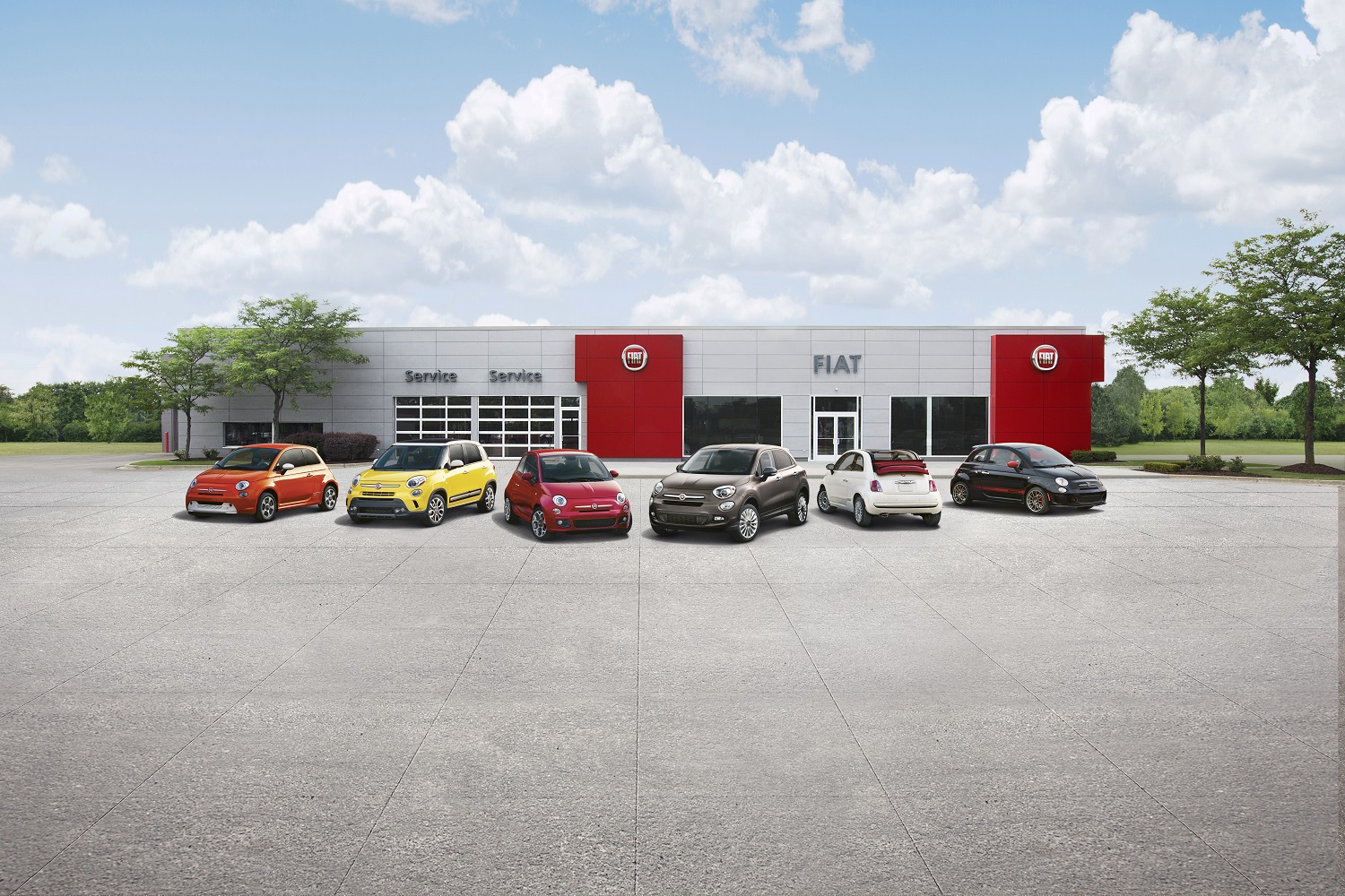 FIATs available in Reading, PA at Lancaster Dodge Ram FIAT (Reading, PA)