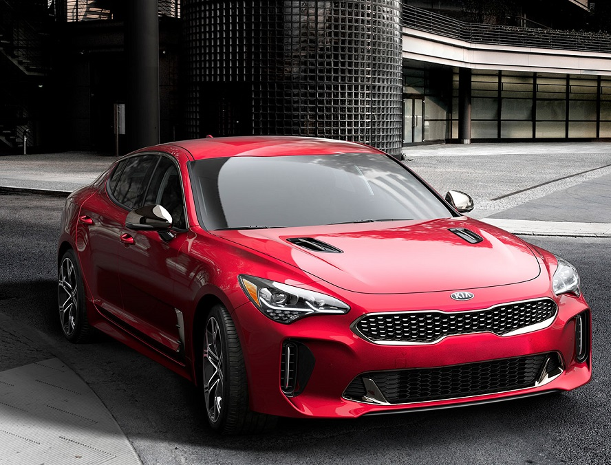 Lease a Kia Stinger in Cleveland, OH