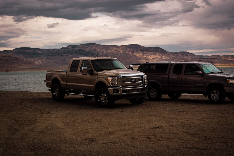 Fords available in Fresno, CA at Clawson Truck Center