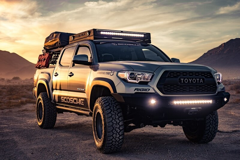 Toyotas available in Fresno, CA at Clawson Truck Center