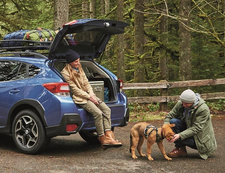 Dog-Friendly Subaru Crosstrek