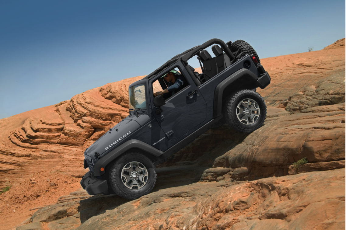 Find A Used Jeep Model At Your Local Pascagoula, MS Jeep Dealership.