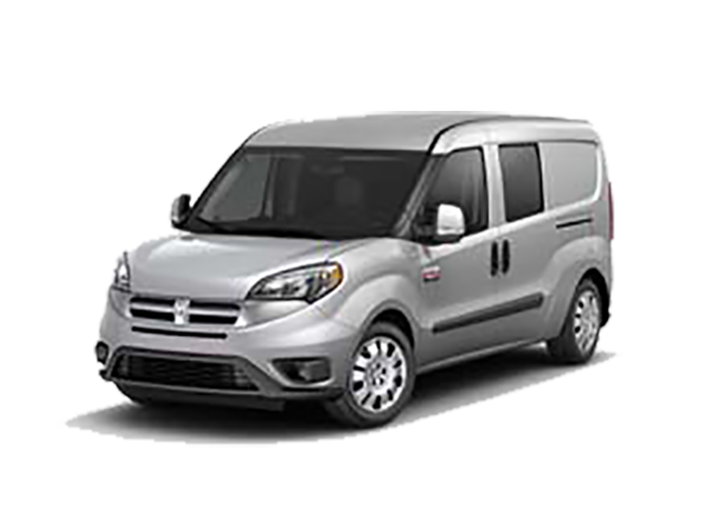 Ram ProMaster City white background