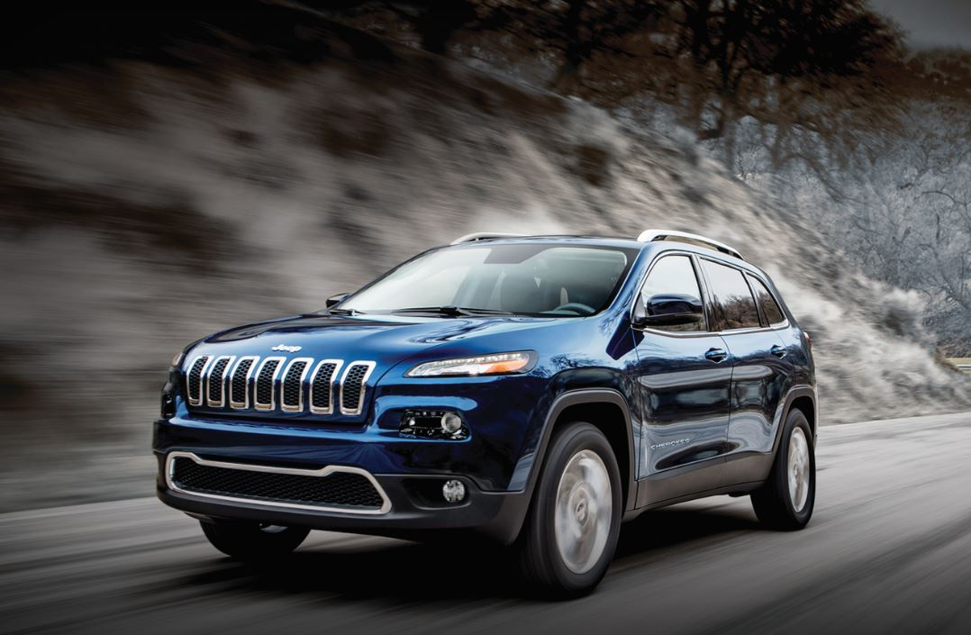 New Jeep available in Morgantown, WV at Solomon Chrysler Dodge Jeep Ram - Carmichaels