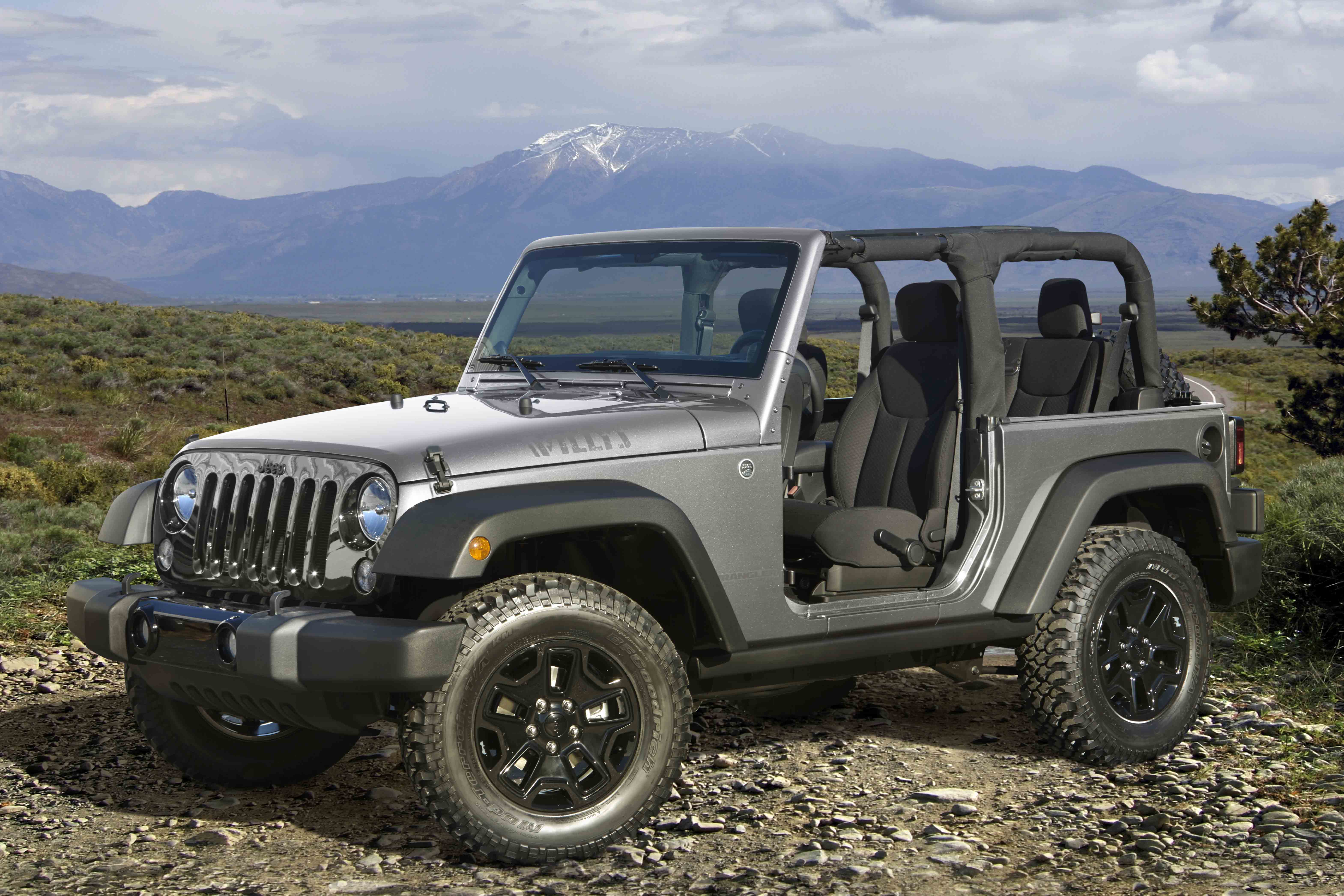 Best Off-Road Vehicles | Anchorage Chrysler Dodge Jeep Ram