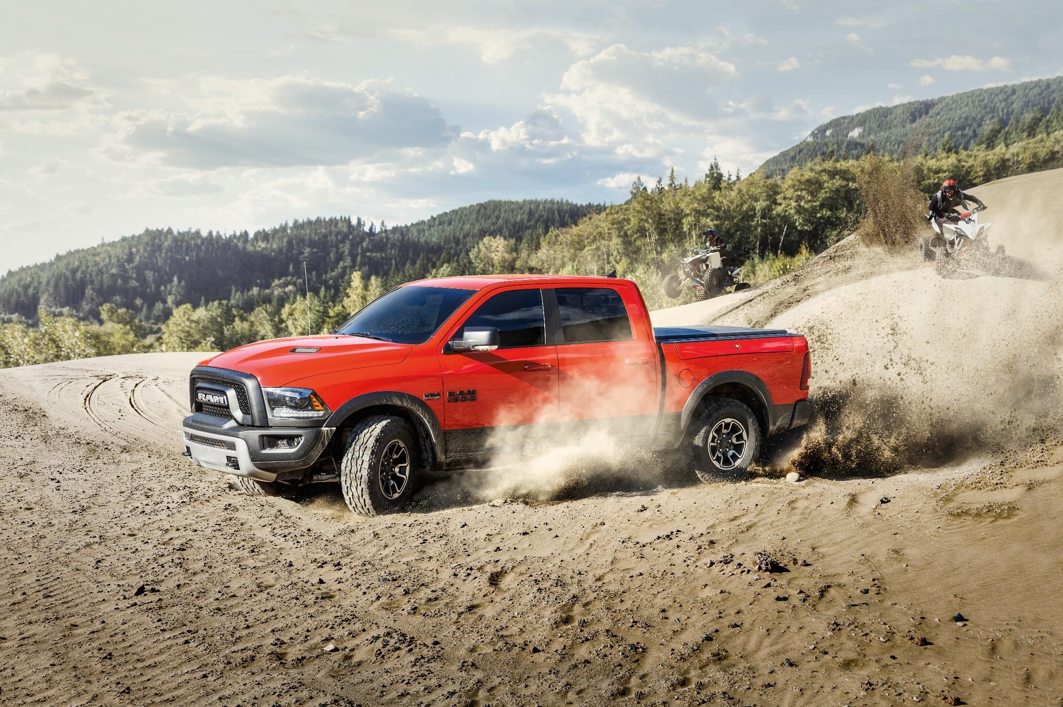 Explore The Ram Truck Lineup