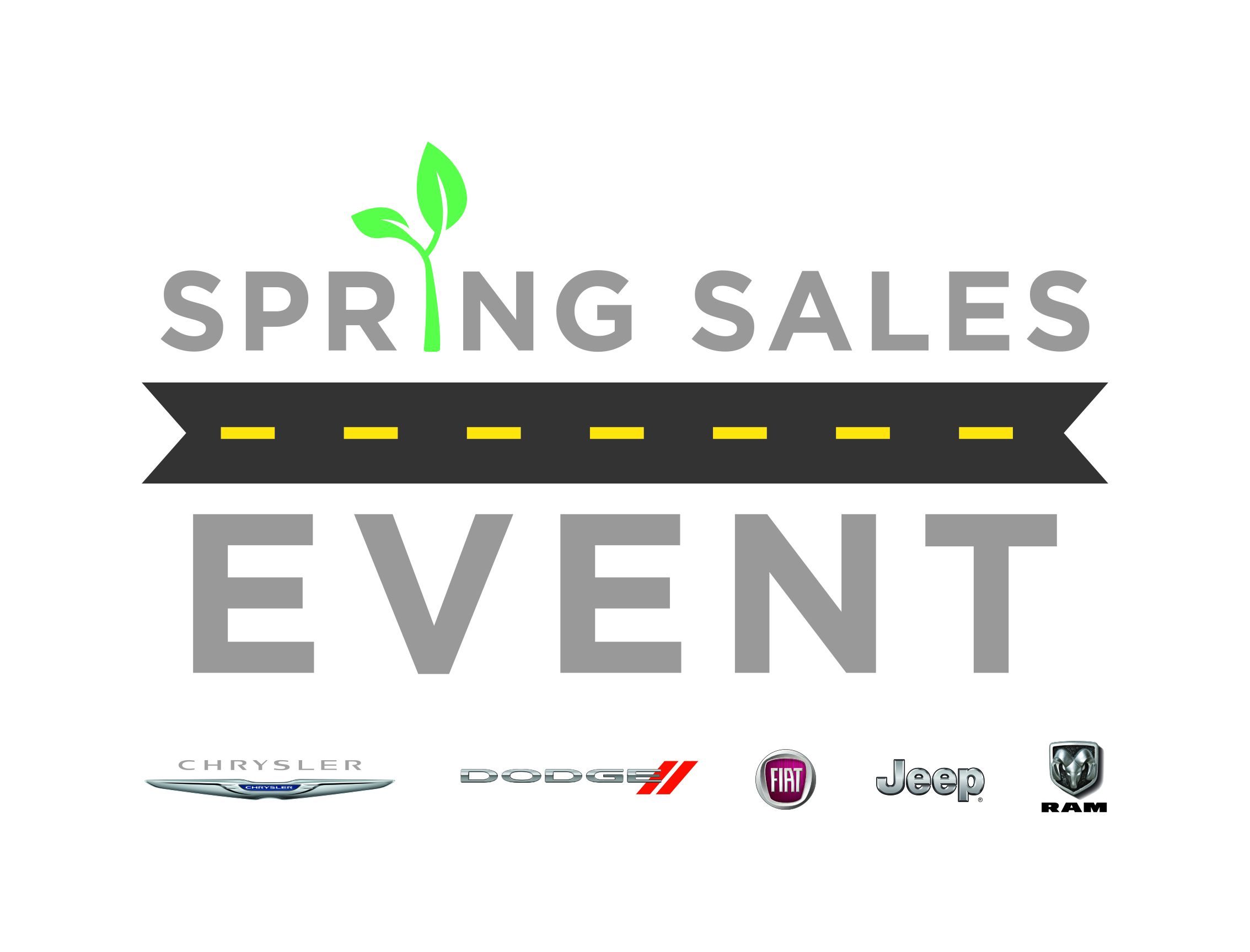 Spring Clearance Sales Event near Buffalo, NY