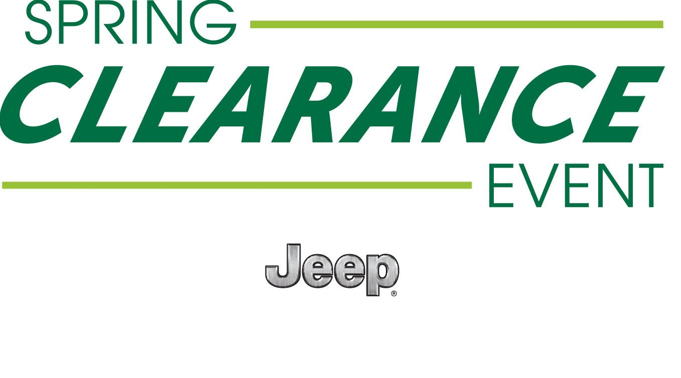 Spring Clearance Event in CITY, STATE