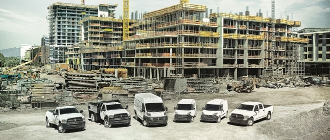 Ram Commercial Truck Season In Middlebury Vt Foster Motors